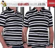 Ralph Lauren Striped Classic Fit Polo