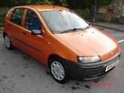2000 Fiat Punto 1.2 Full service history