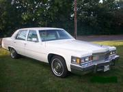 1979 Cadillac Fleetwood Brougham for Sale