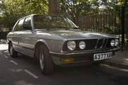 BMW 1983 manual e28 518