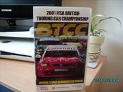The British Touring Car Championship Reviews VHS Format