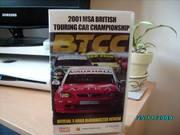 The British Touring Car Championship Reviews VHS Format