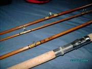 Restored Cane Combination rod
