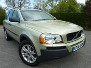 2006 Volvo 2006 06 VOLVO XC90 2.4 AWD 185 GEARTRONIC D5 SE AU